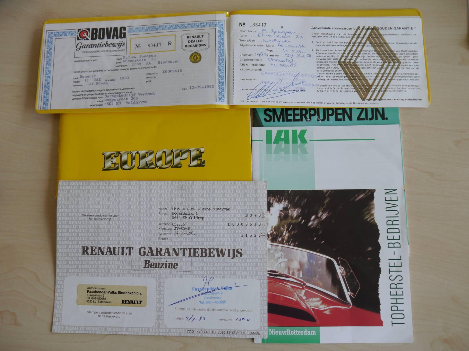 Renault Garage Eindhoven : Renault r tse für eur kaufen