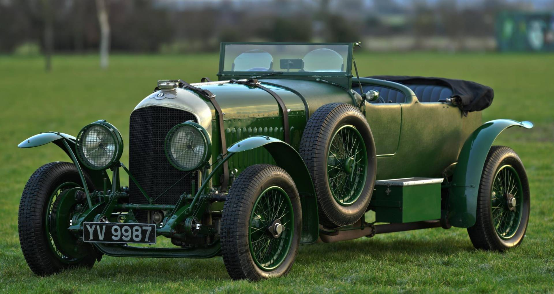Bentley 4 1/2 Litre