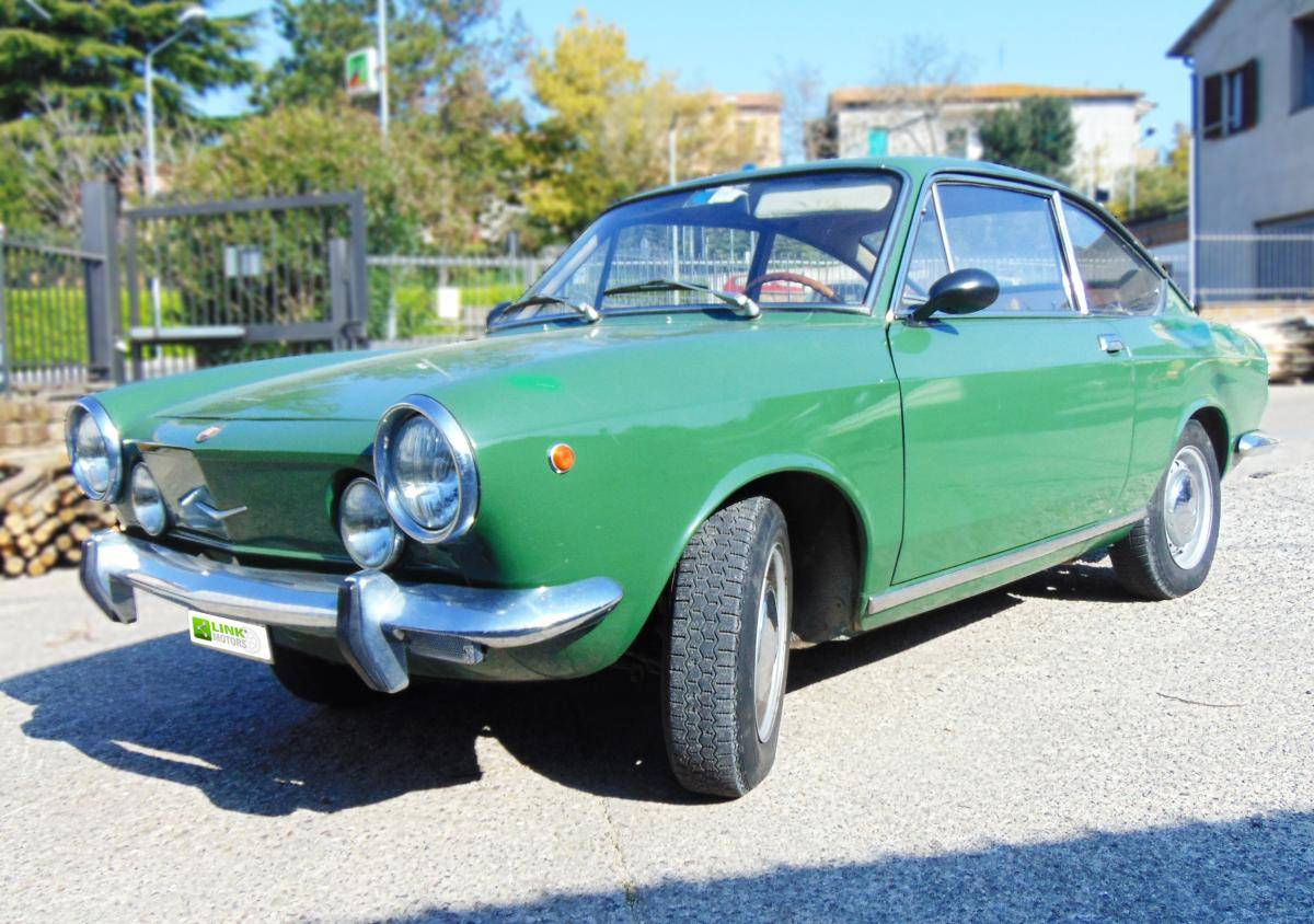 for sale fiat 850 sport coupe 1969 offered for aud 9 004. Black Bedroom Furniture Sets. Home Design Ideas