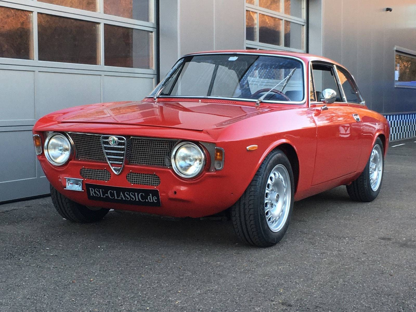 For Sale: Alfa Romeo Giulia GTA 1300 Junior (1969) Offered