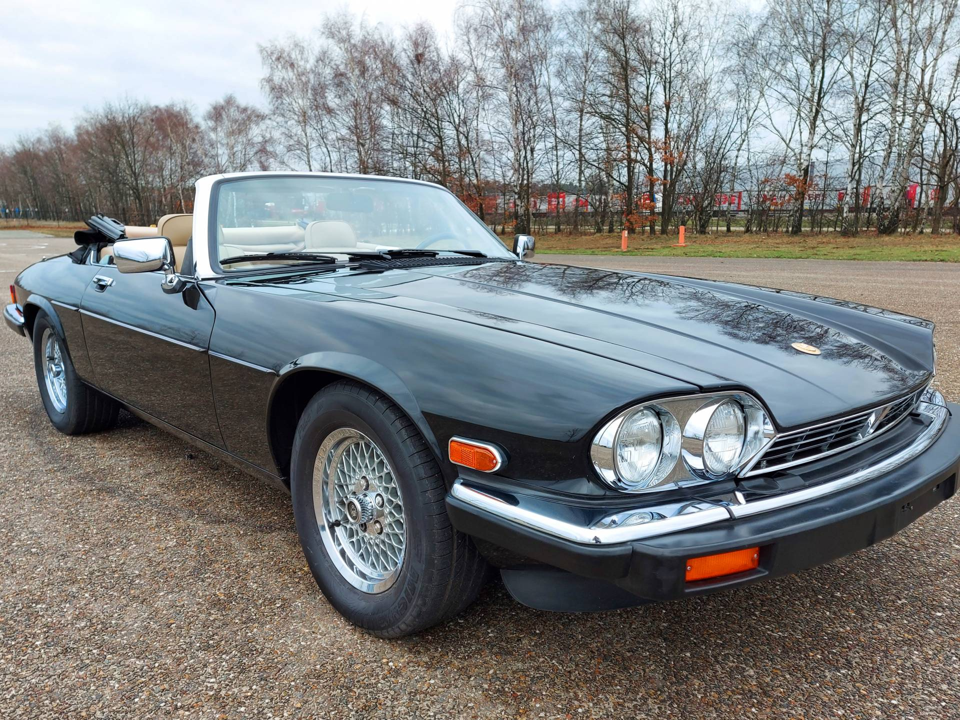 Jaguar XJ-S Convertible - Jaguar XJS 5.3 V12 Convertible Classic Collection 1990