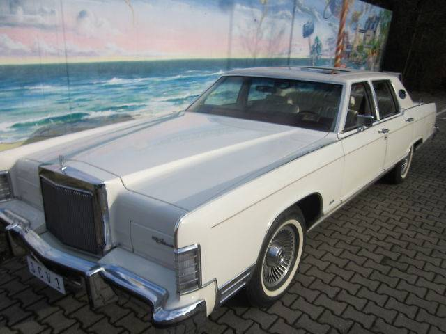 lincoln continental town car 1979 f r eur kaufen. Black Bedroom Furniture Sets. Home Design Ideas