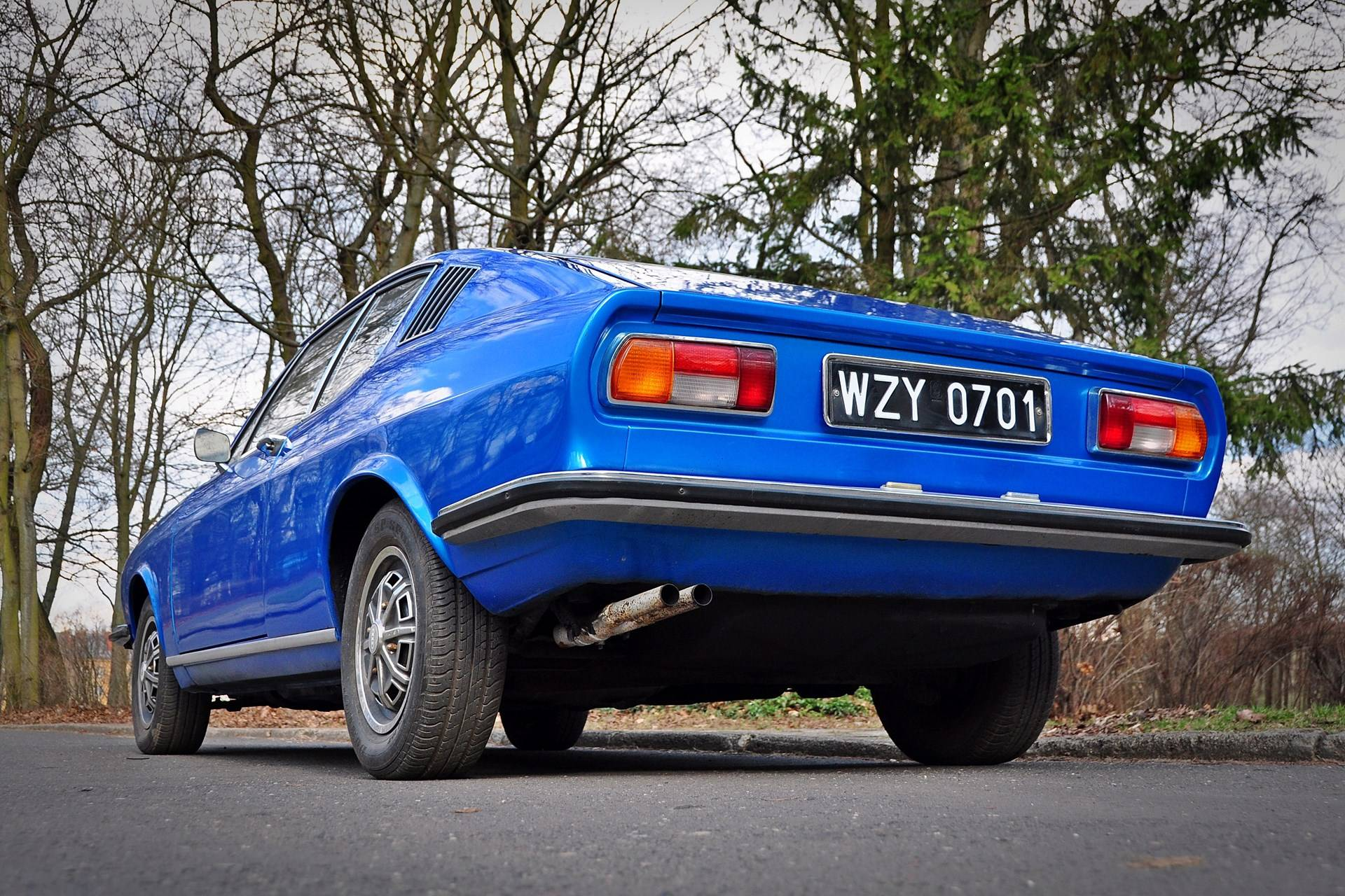 For Sale: Audi 100 Coupe S (1972) offered for GBP 16,864