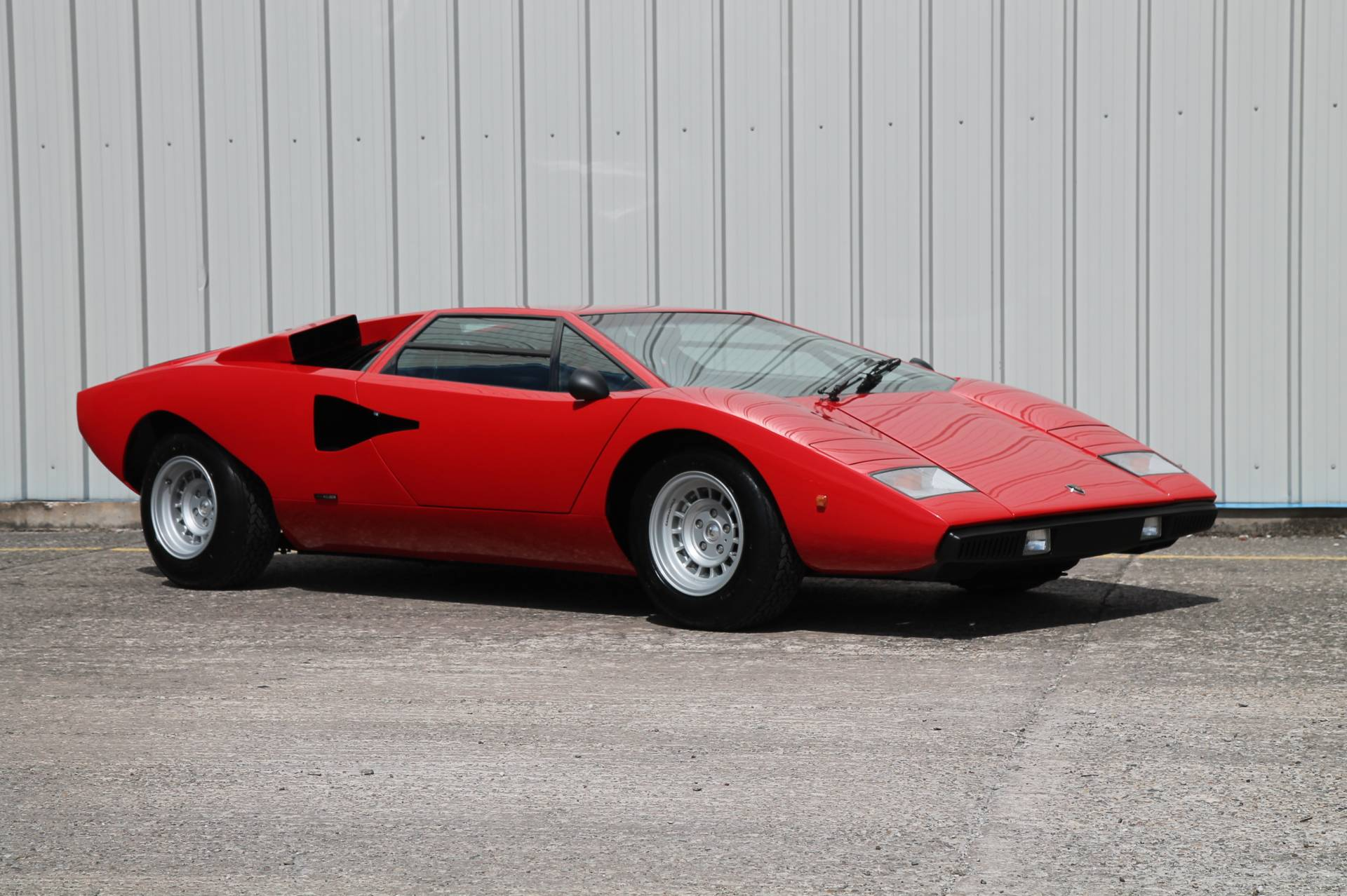 For Sale Lamborghini Countach Lp 400 1977 Offered For