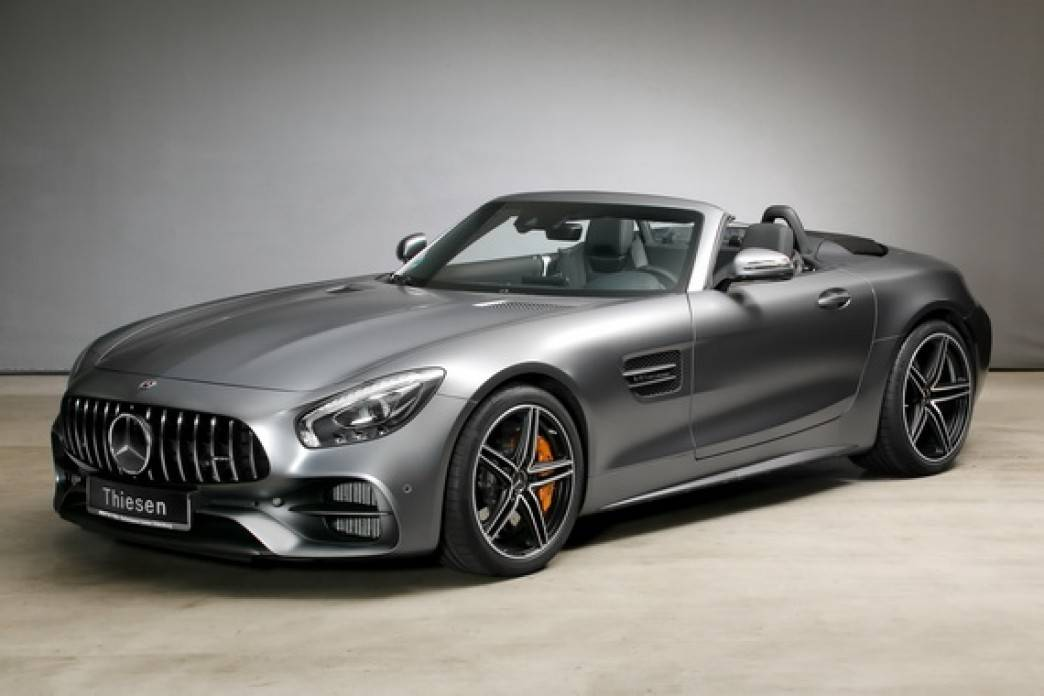 Mercedes-Benz AMG GT-C Roadster