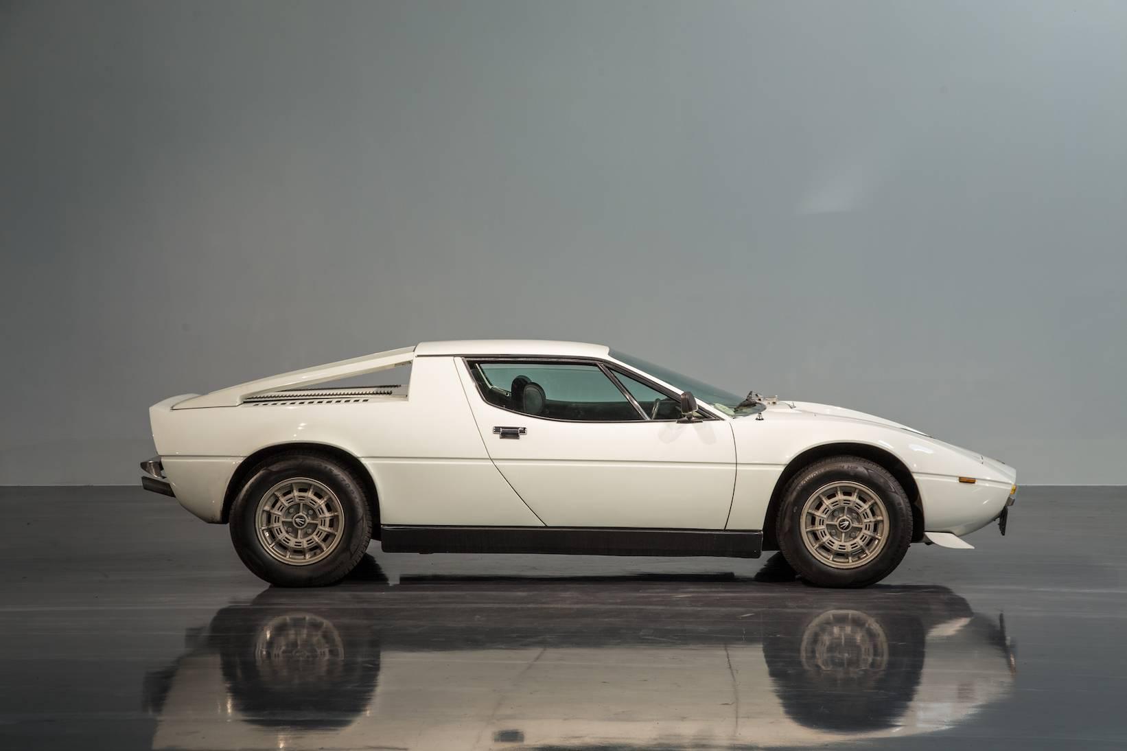 Maserati Merak SS (1976) für 79.000 EUR kaufen