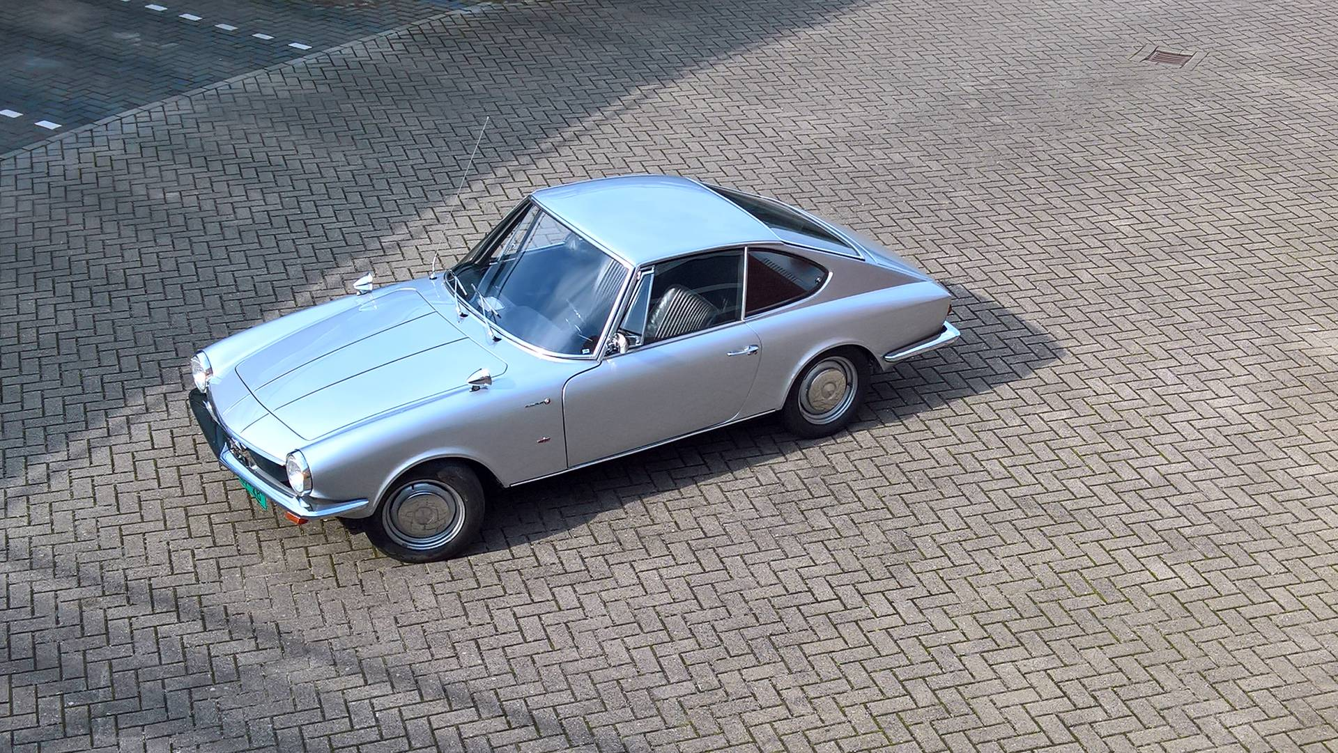 For Sale: Glas 1300 GT (1965) offered for GBP 31,470
