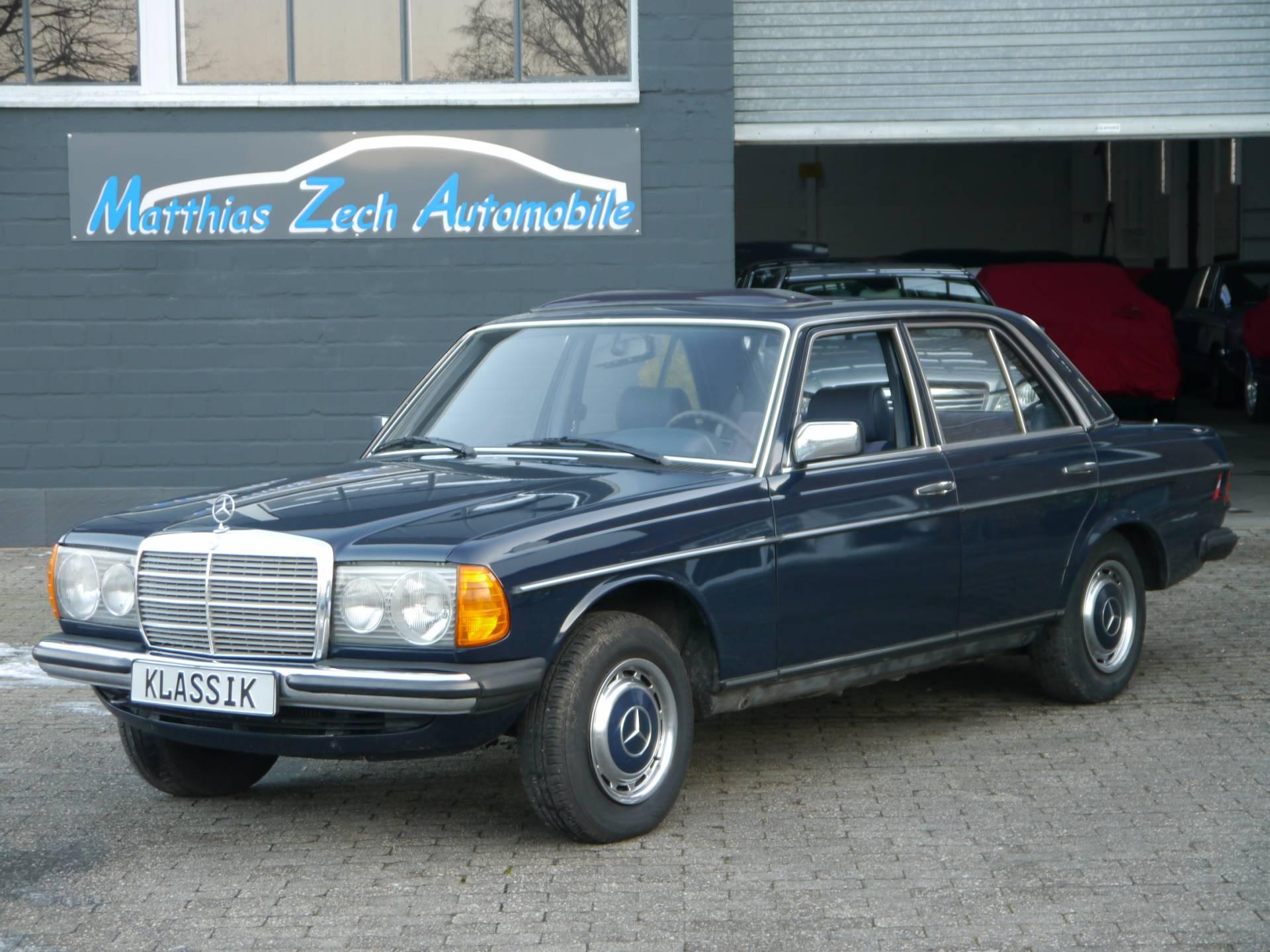 Mercedes 230 E : mercedes benz 230 e 1982 f r eur kaufen ~ Medecine-chirurgie-esthetiques.com Avis de Voitures