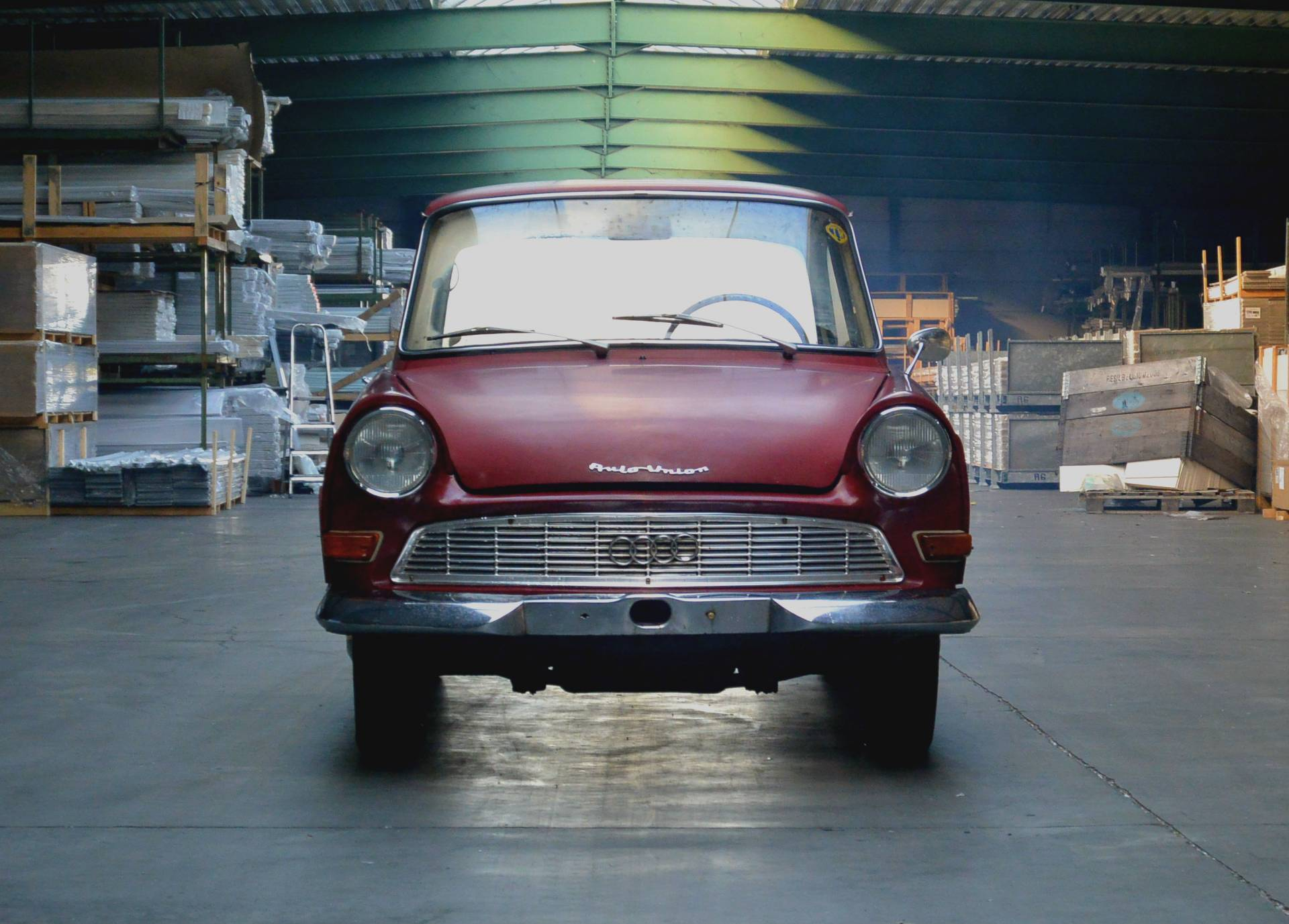 For Sale: DKW F11 (1964) offered for GBP 5,420