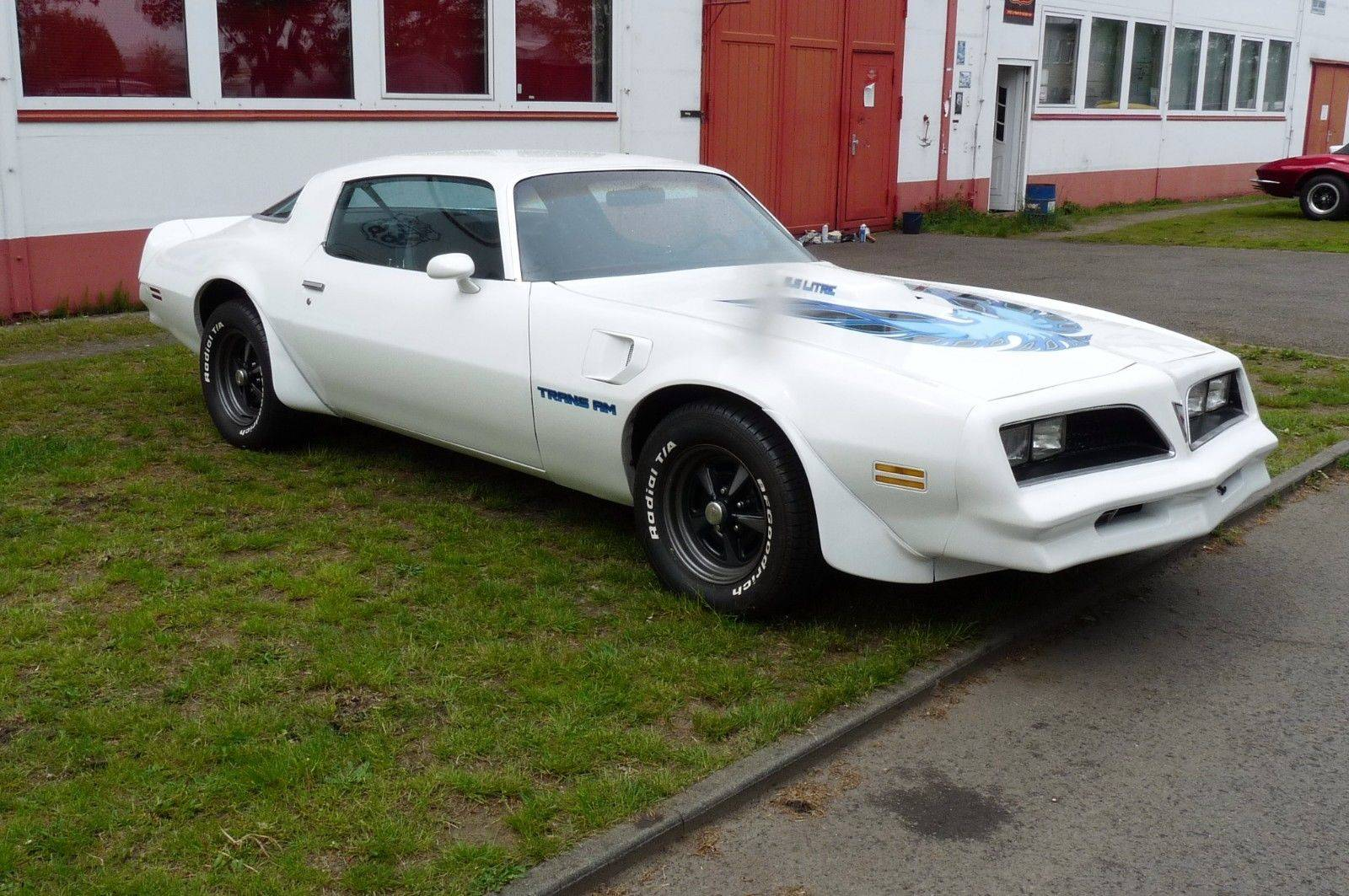 pontiac firebird transam 1978 f r eur kaufen. Black Bedroom Furniture Sets. Home Design Ideas