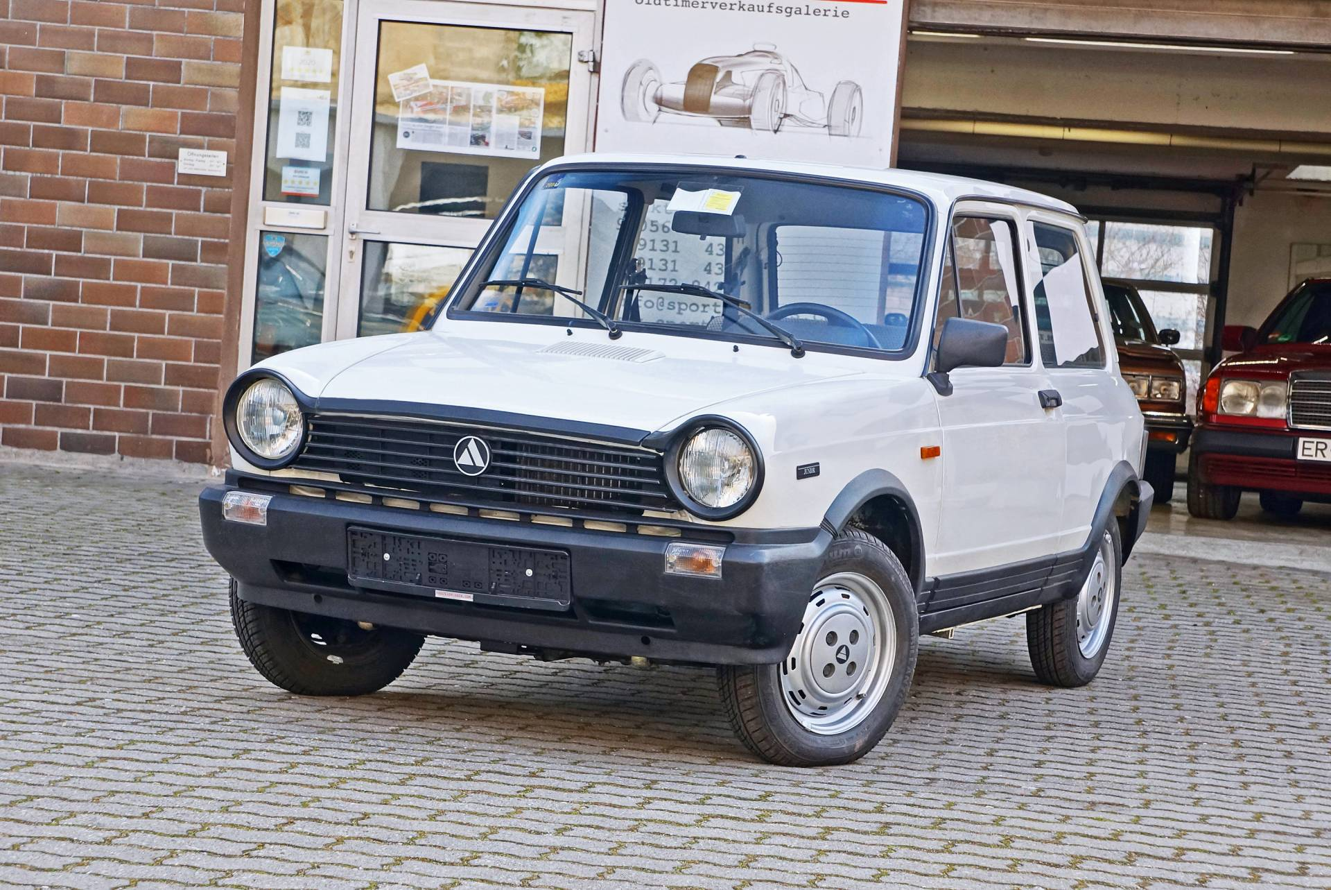 Autobianchi A112 Junior - CLASSIC STYLE AND PASSION FOR MORE THAN 27 YEARS