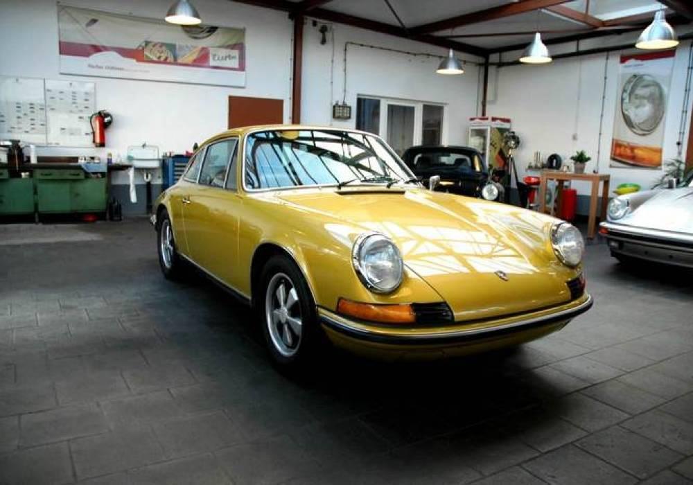 Porsche 911 2 4 T 1973 F 252 R 89 000 Eur Kaufen