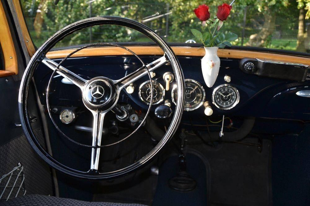 Mercedes benz 170 va 1950 f r eur kaufen for Mercedes benz roanoke va