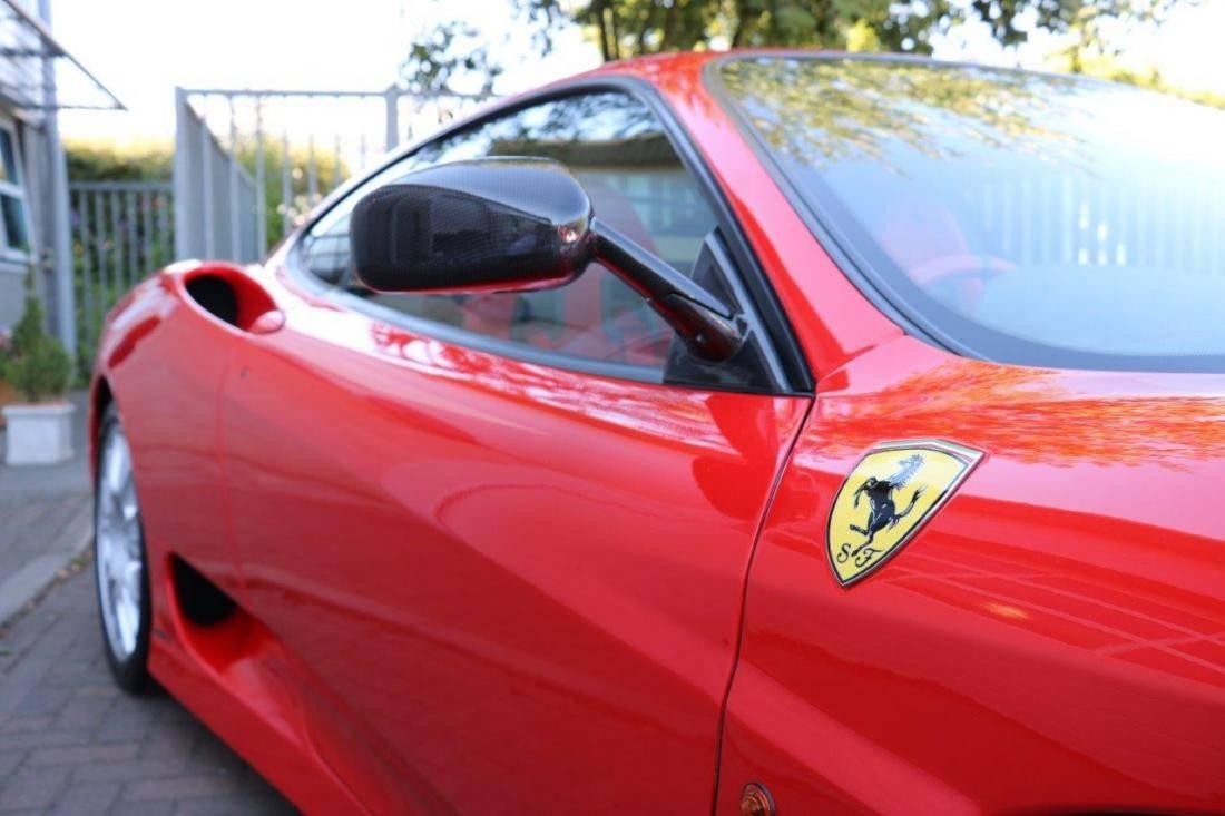 Ferrari F 360 Challenge Stradale (2005) für EUR 223.651 kaufen on