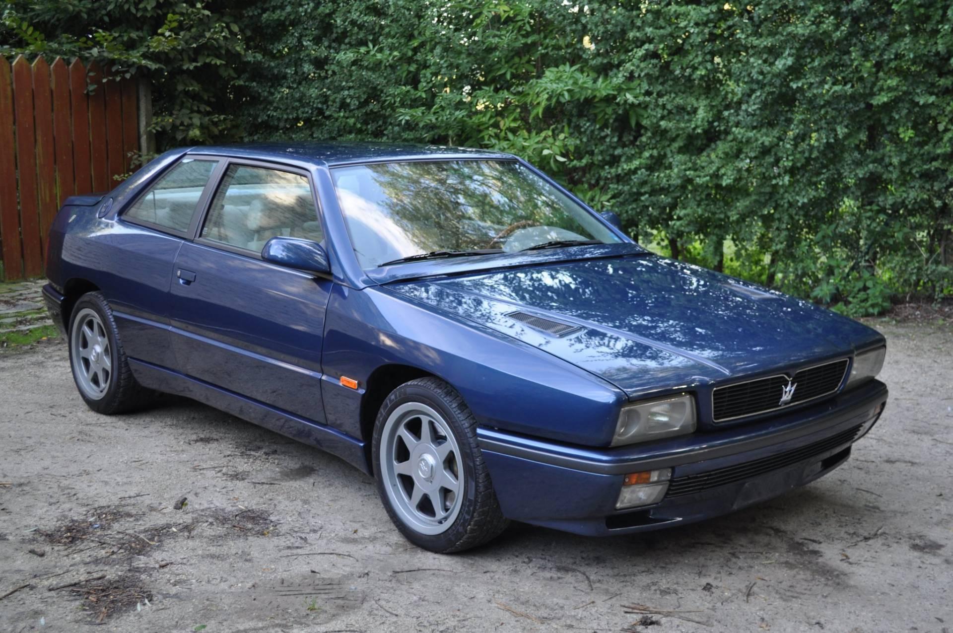 Maserati Ghibli 2.0 (1994) en vente - Classic Trader
