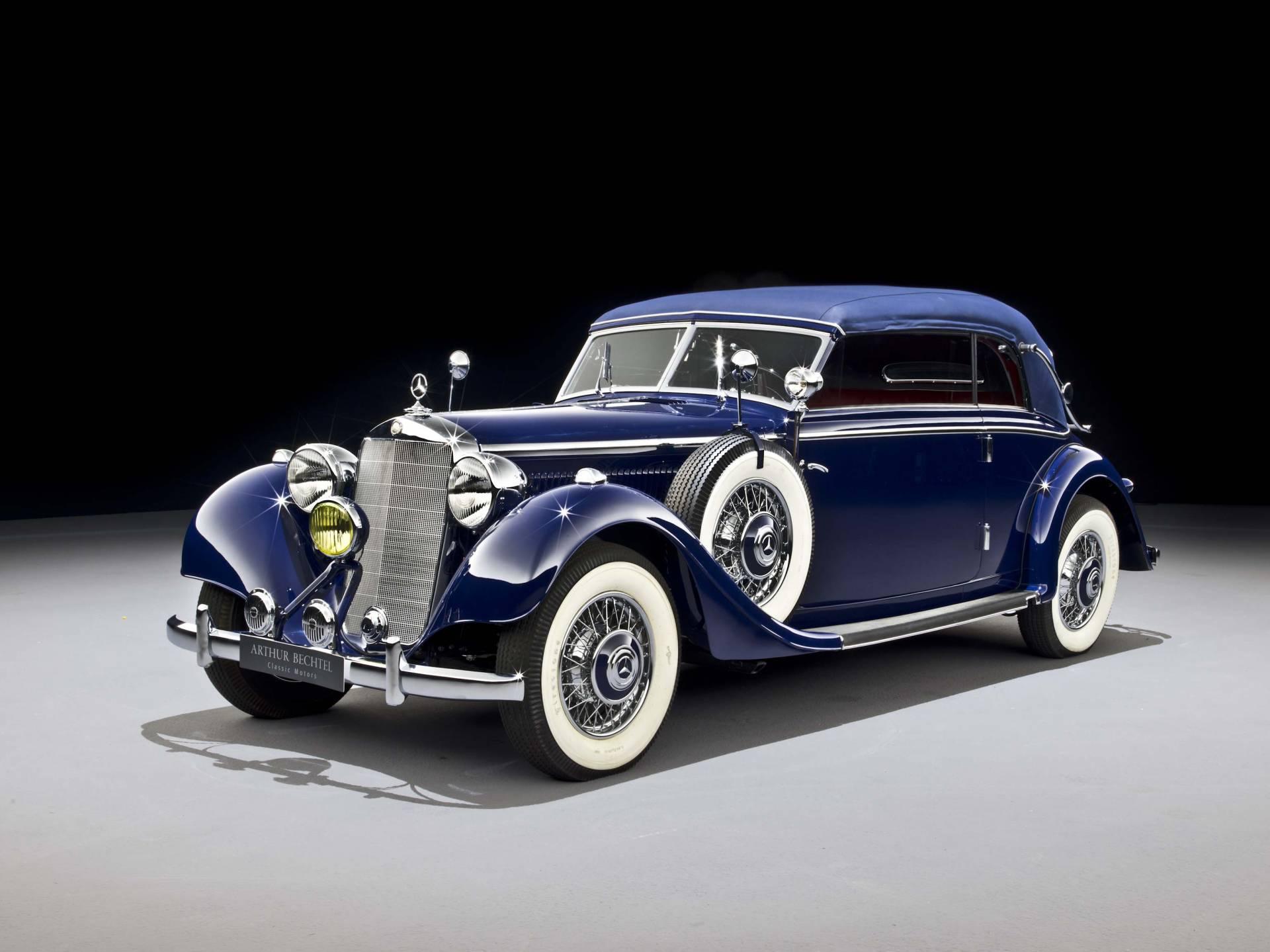 mercedes benz 320 cabriolet b 1938 kaufen classic trader. Black Bedroom Furniture Sets. Home Design Ideas