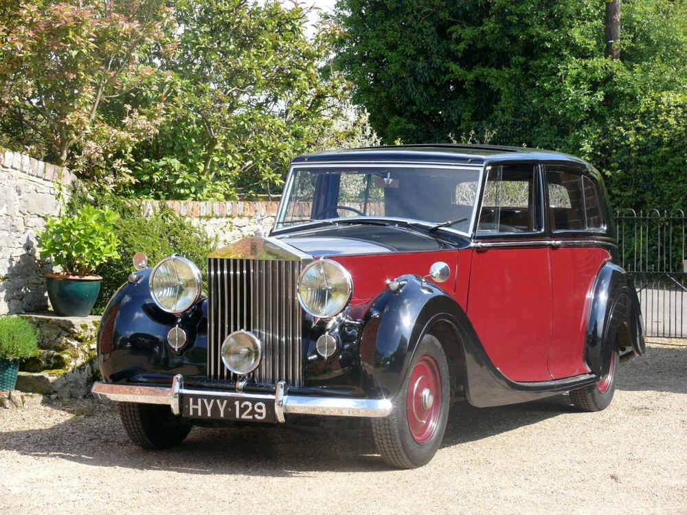 for sale rolls royce silver wraith 1947 offered for gbp. Black Bedroom Furniture Sets. Home Design Ideas