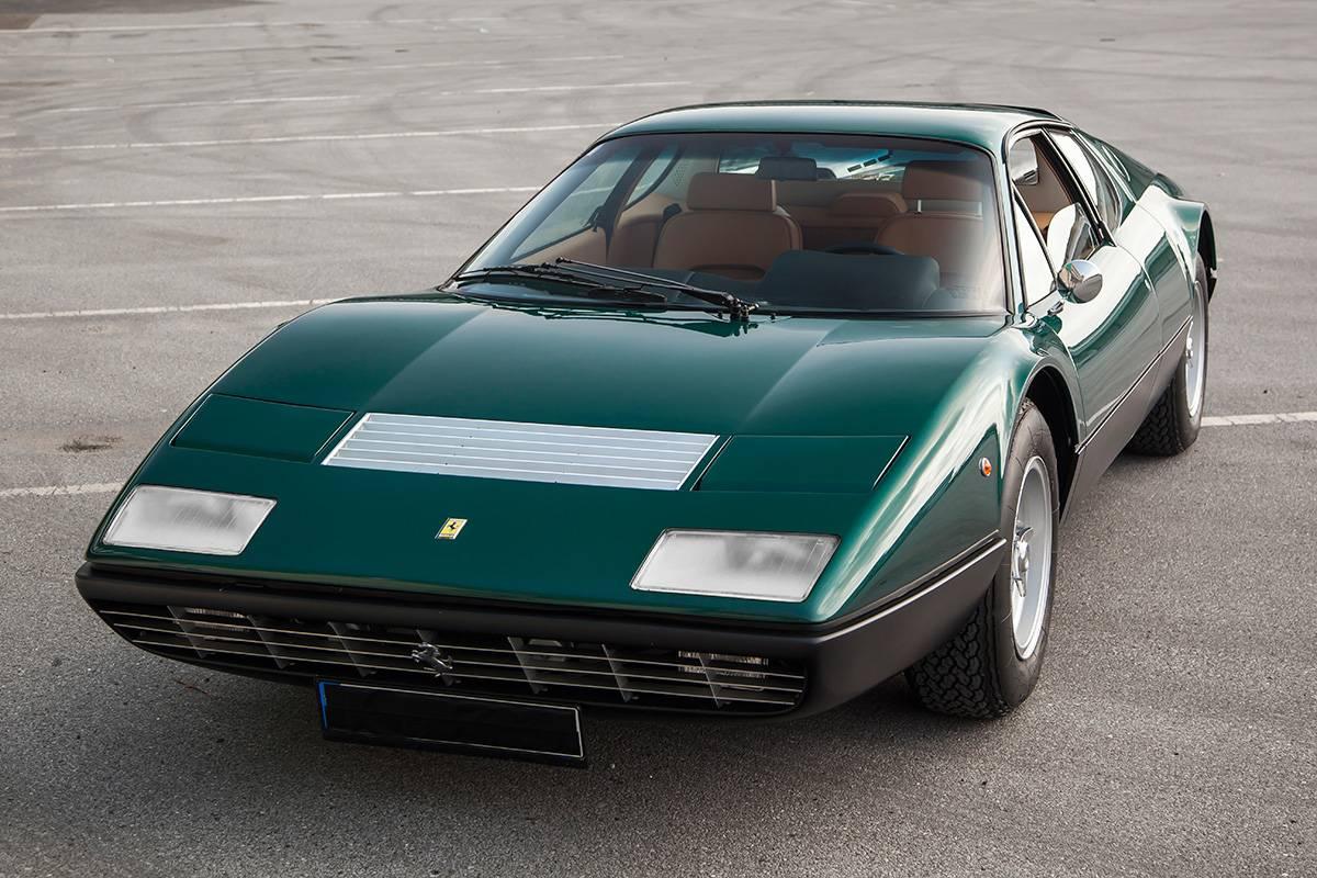 Ferrari 365 GT4 BB (1975) kaufen - Classic Trader