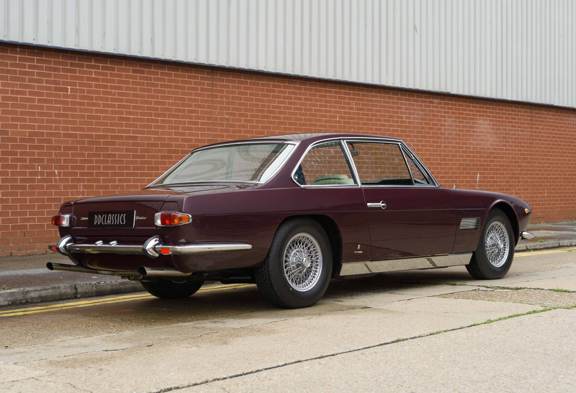 For Sale: Maserati Mexico 4700 (1970) offered for AUD 207,281