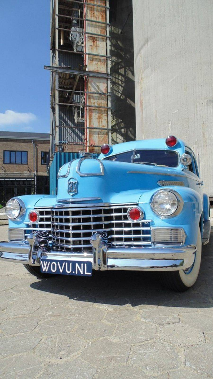 Cadillac S&S Ambulance (1942) for Sale - Classic Trader