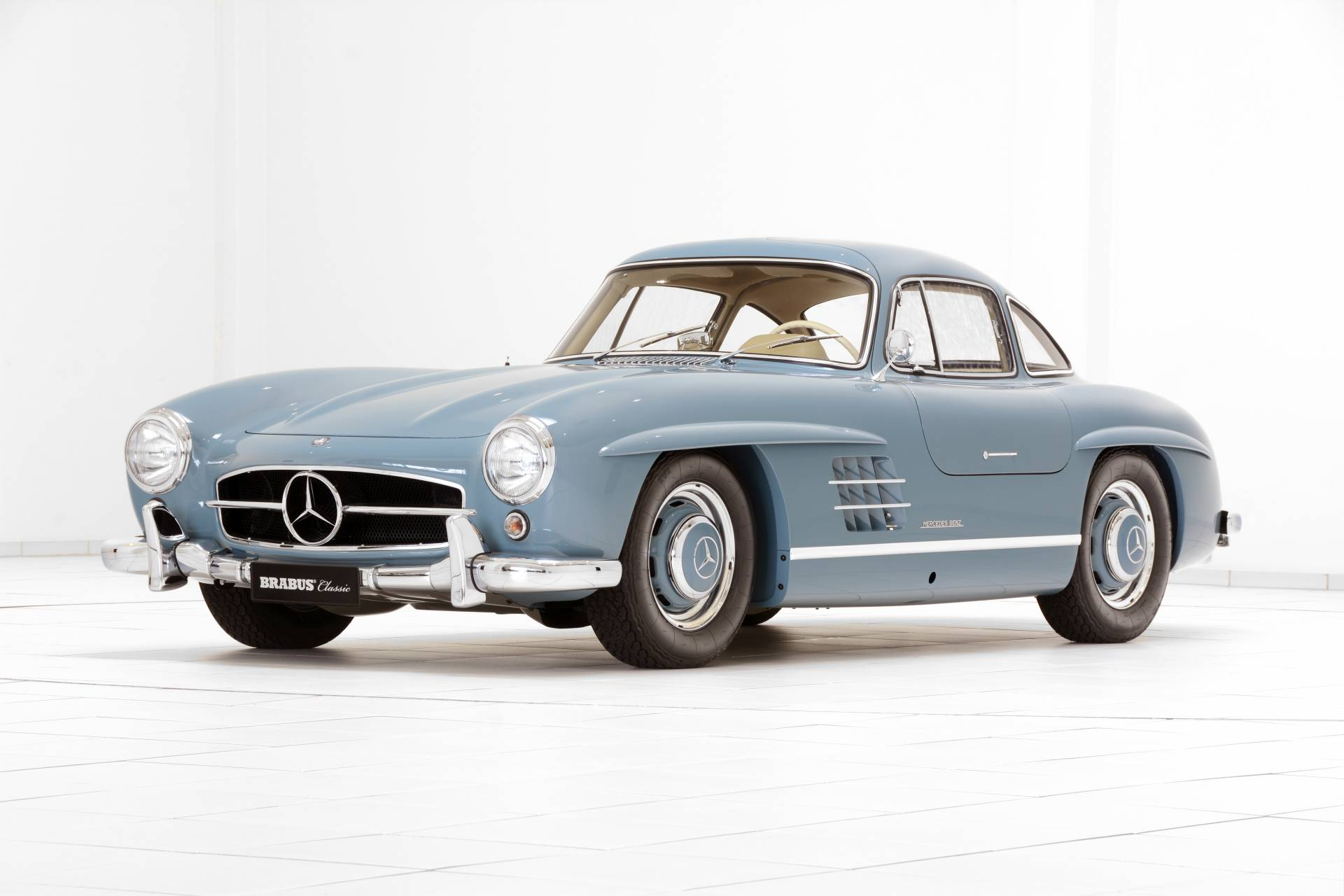 mercedes benz 300 sl fl gelt rer 1956 f r. Black Bedroom Furniture Sets. Home Design Ideas