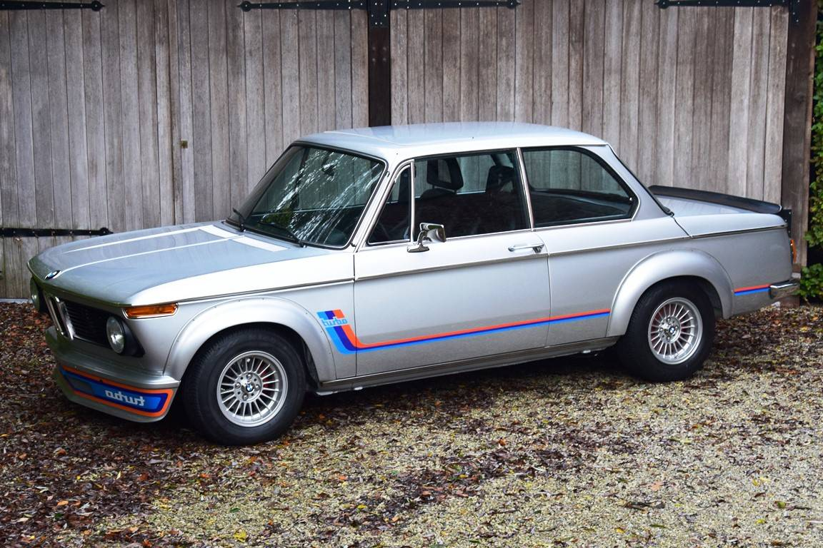 BMW 2002 turbo - BMW 2002 Turbo (1974)