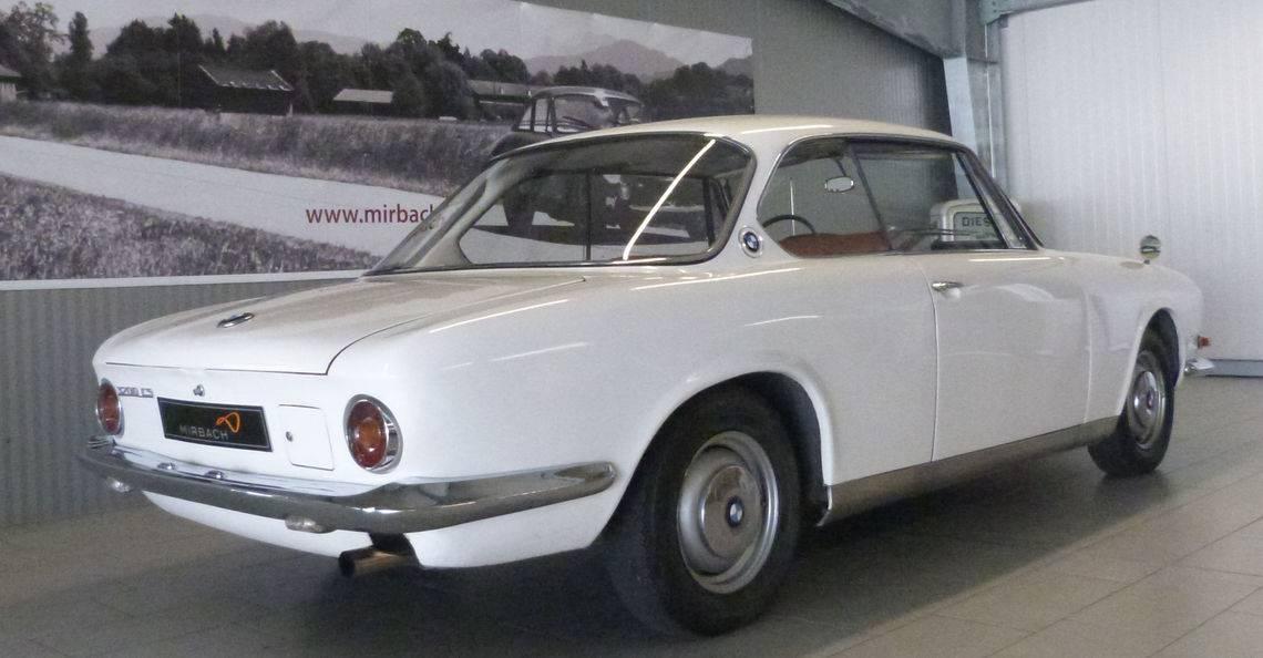 BMW 3200 CS (1964) für 79.900 EUR kaufen