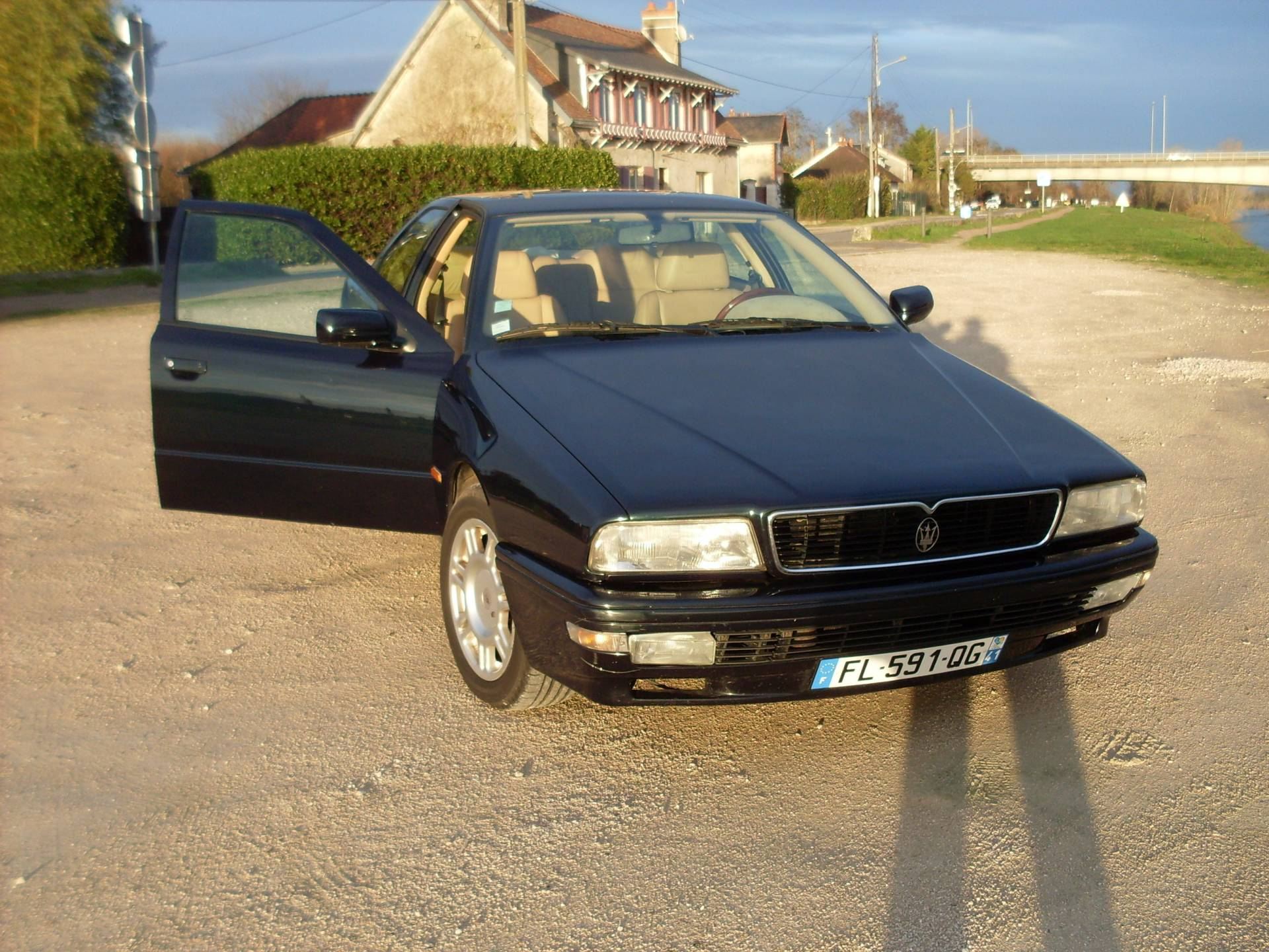 For Sale: Maserati Quattroporte 2.8 (1996) offered for AUD ...