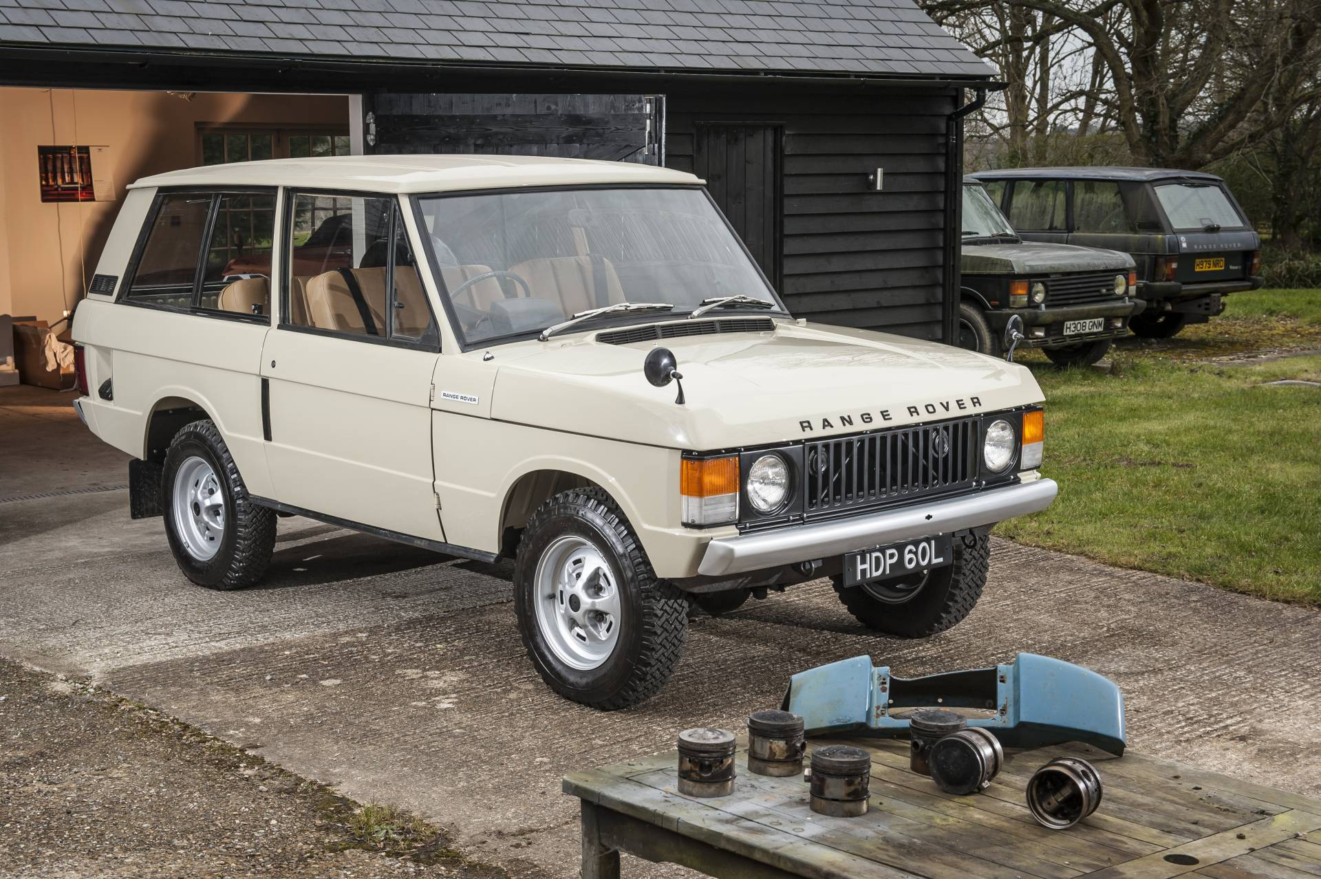 For Sale Land Rover Range Classic 35 1972 Offered Gbp Electric Brake Controller Australian Owners