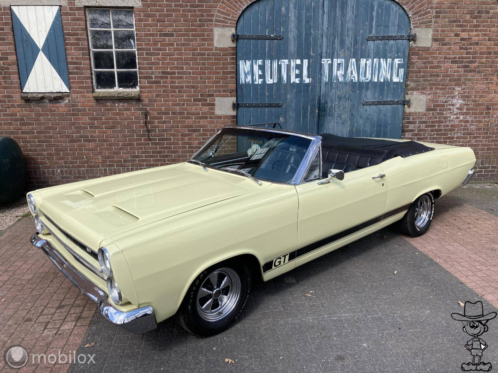 Mercury Comet Caliente Convertible