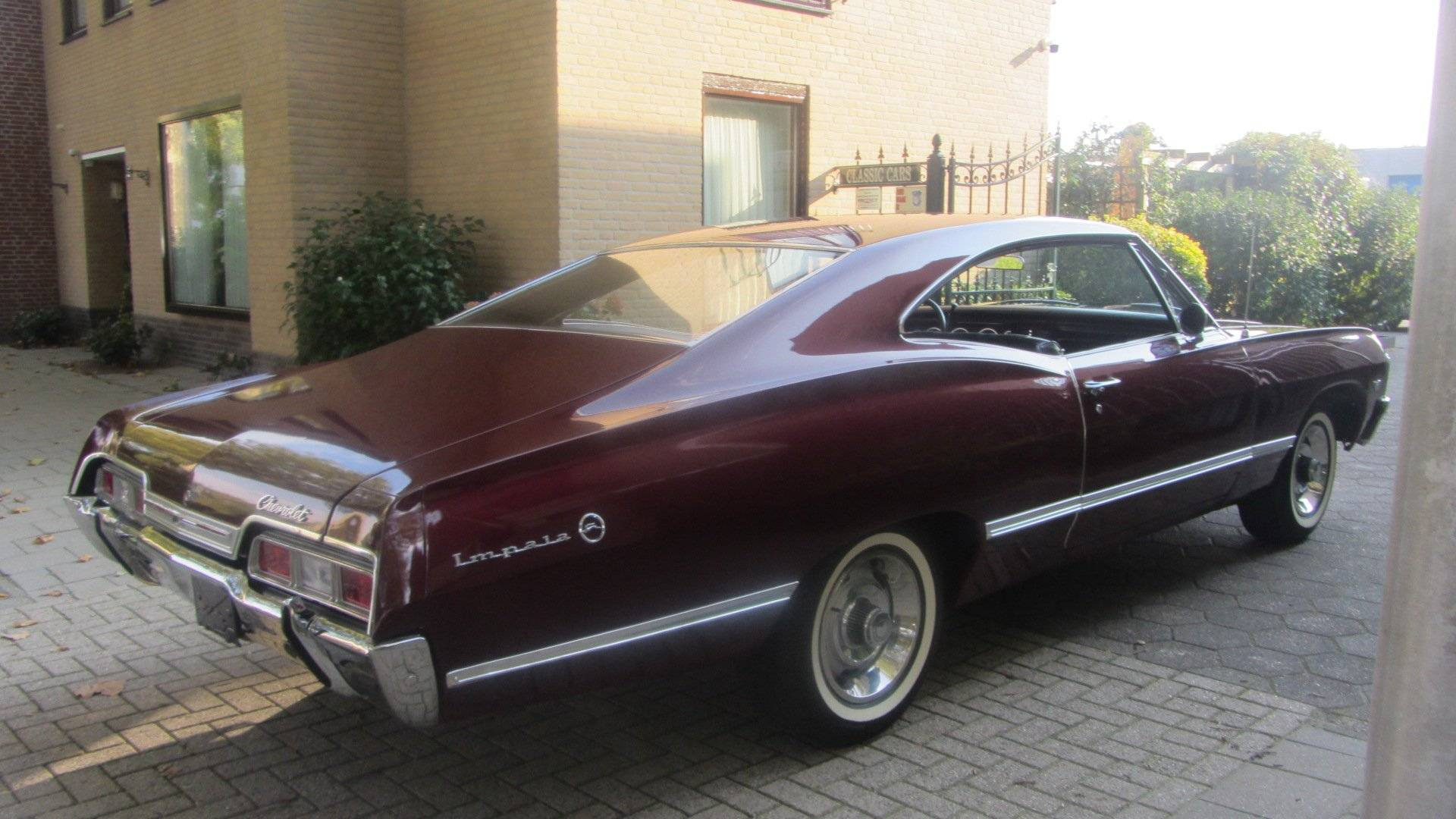 chevrolet impala sport coupe 1967 f r eur kaufen. Black Bedroom Furniture Sets. Home Design Ideas