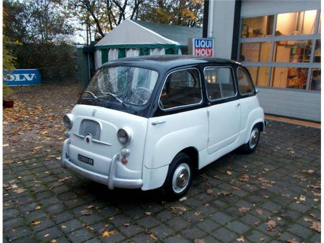 fiat 600 multipla 1960 f r eur kaufen. Black Bedroom Furniture Sets. Home Design Ideas