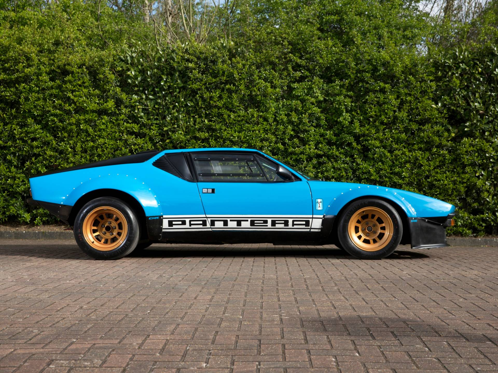 de tomaso pantera gts 1973 for sale classic trader. Black Bedroom Furniture Sets. Home Design Ideas