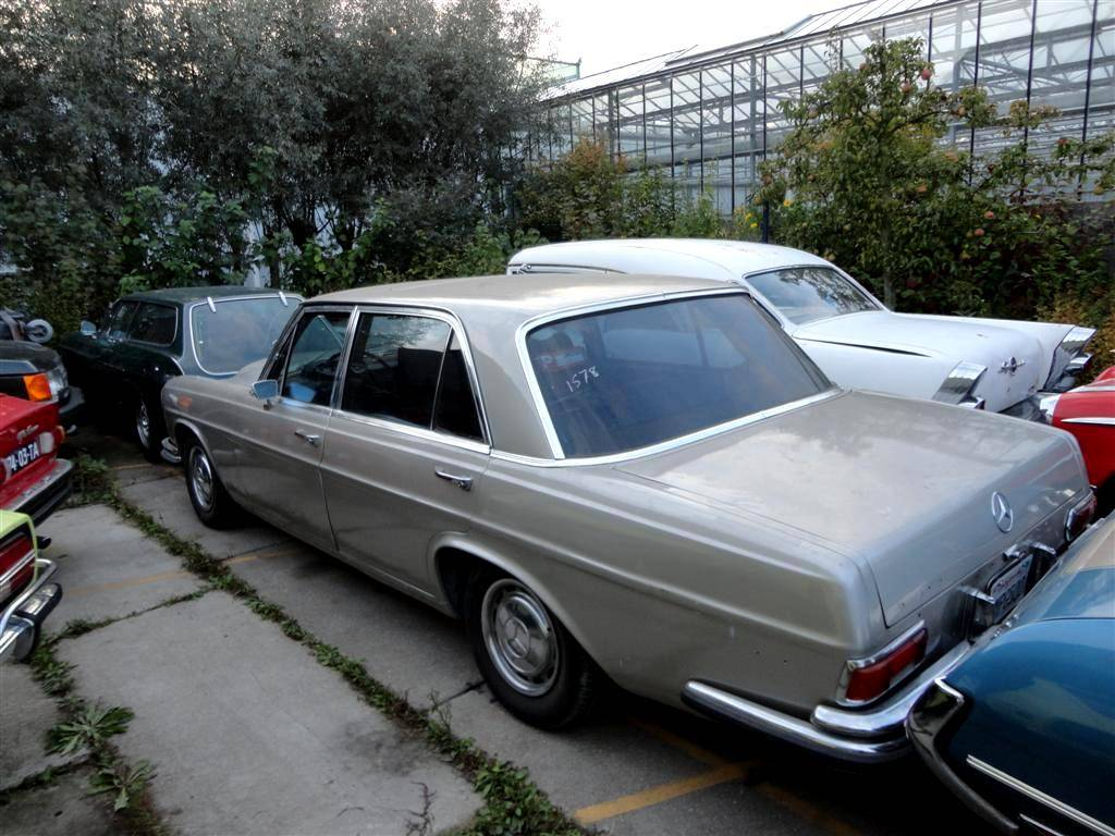 For Sale Mercedes Benz 300 Sel 6 3 1968 Offered For Usd
