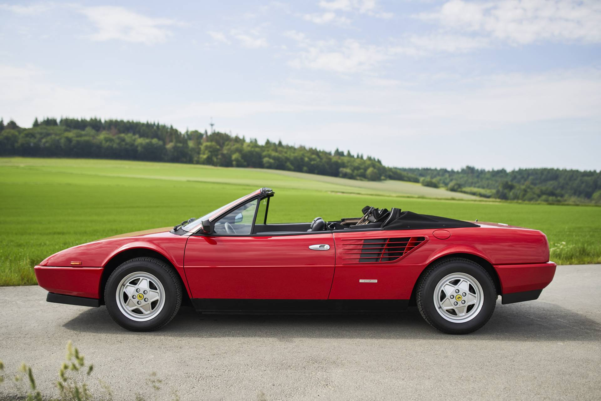 Ferrari Mondial 3.2 - Convetible in top condition