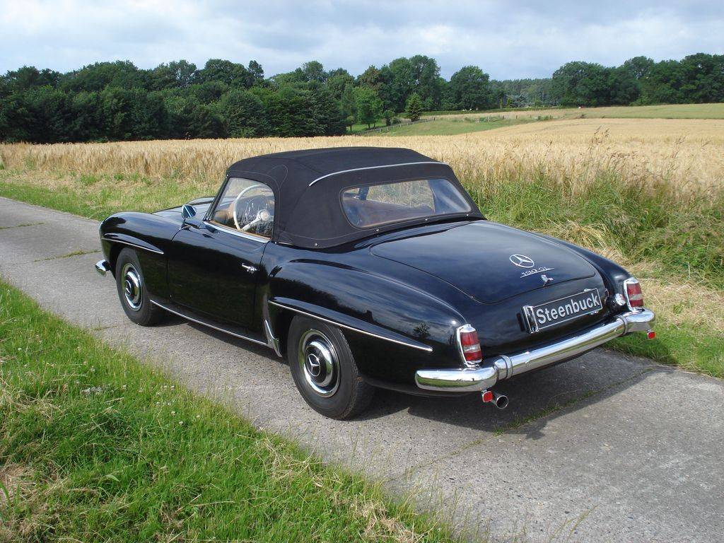 Mercedes-Benz 190 SL (1956) for Sale - Classic Trader