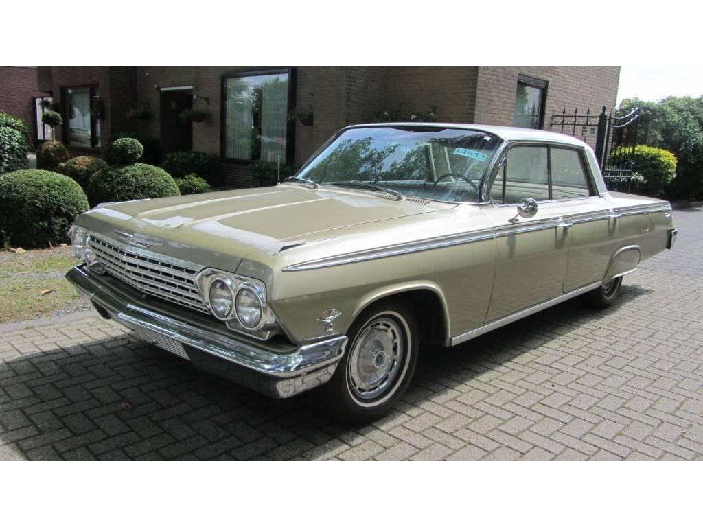 chevrolet impala sedan 1962 f r chf 16 39 234 kaufen. Black Bedroom Furniture Sets. Home Design Ideas