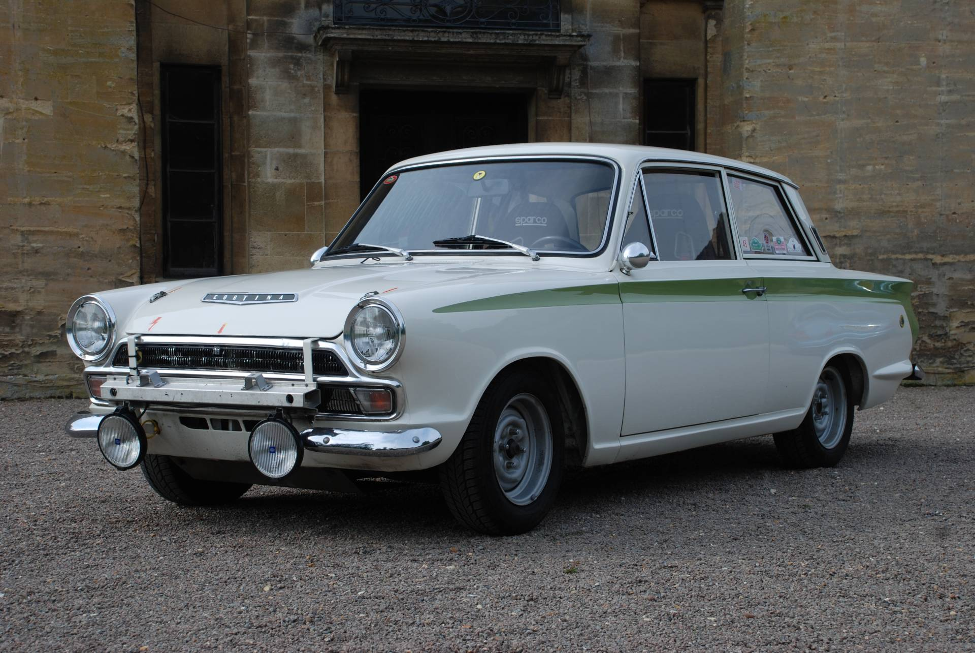 for sale ford lotus cortina 1965 offered for gbp 39 000. Black Bedroom Furniture Sets. Home Design Ideas