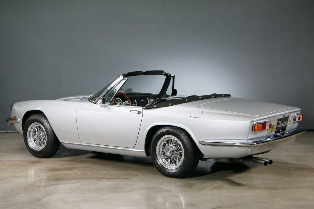 Maserati Mistral 3700 Spyder (1969) for Sale - Classic Trader
