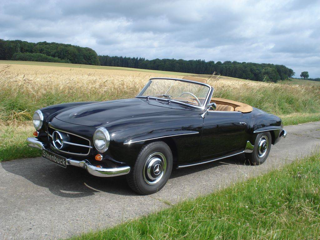 All Types 190 mercedes sl : Mercedes-Benz 190 SL (1956) for Sale - Classic Trader