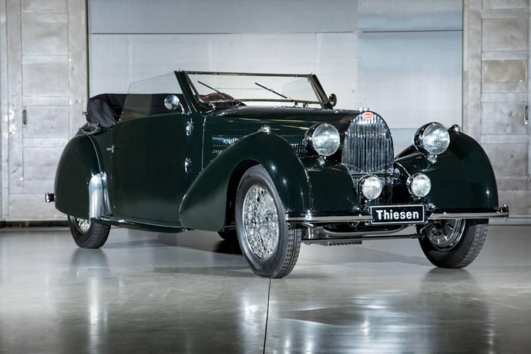 bugatti type 57 c 1937 for sale classic trader. Black Bedroom Furniture Sets. Home Design Ideas