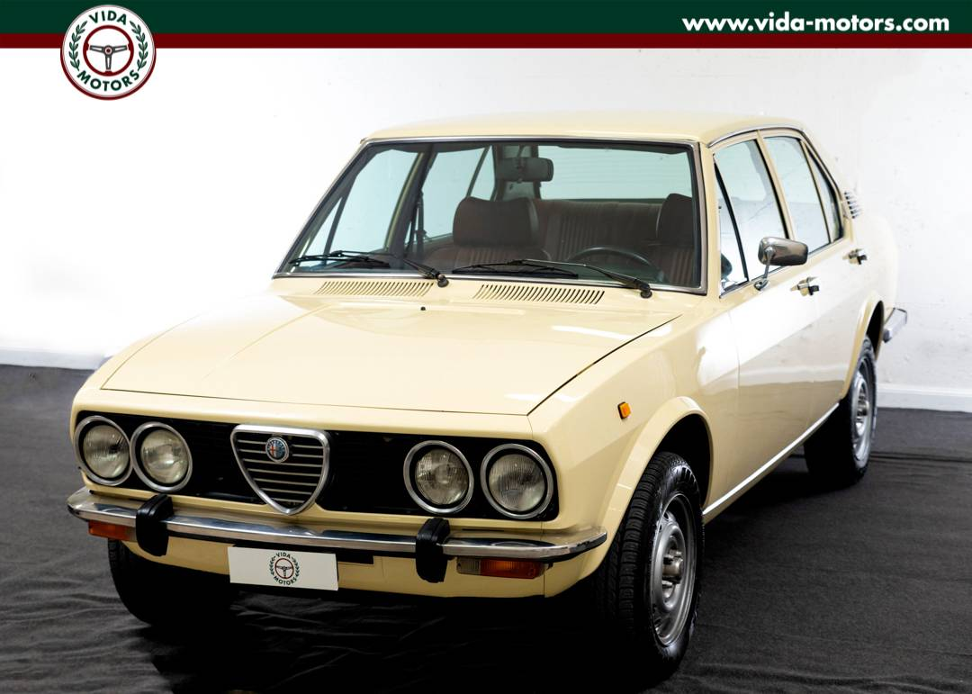 Alfa Romeo Alfetta 1.6 - Alfetta for sale