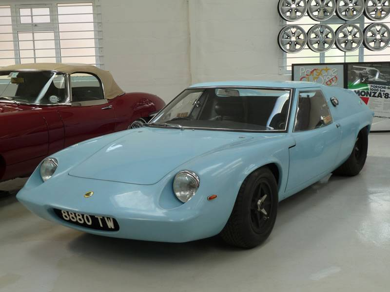 Lotus 47 GT (1967) for Sale - Classic Trader
