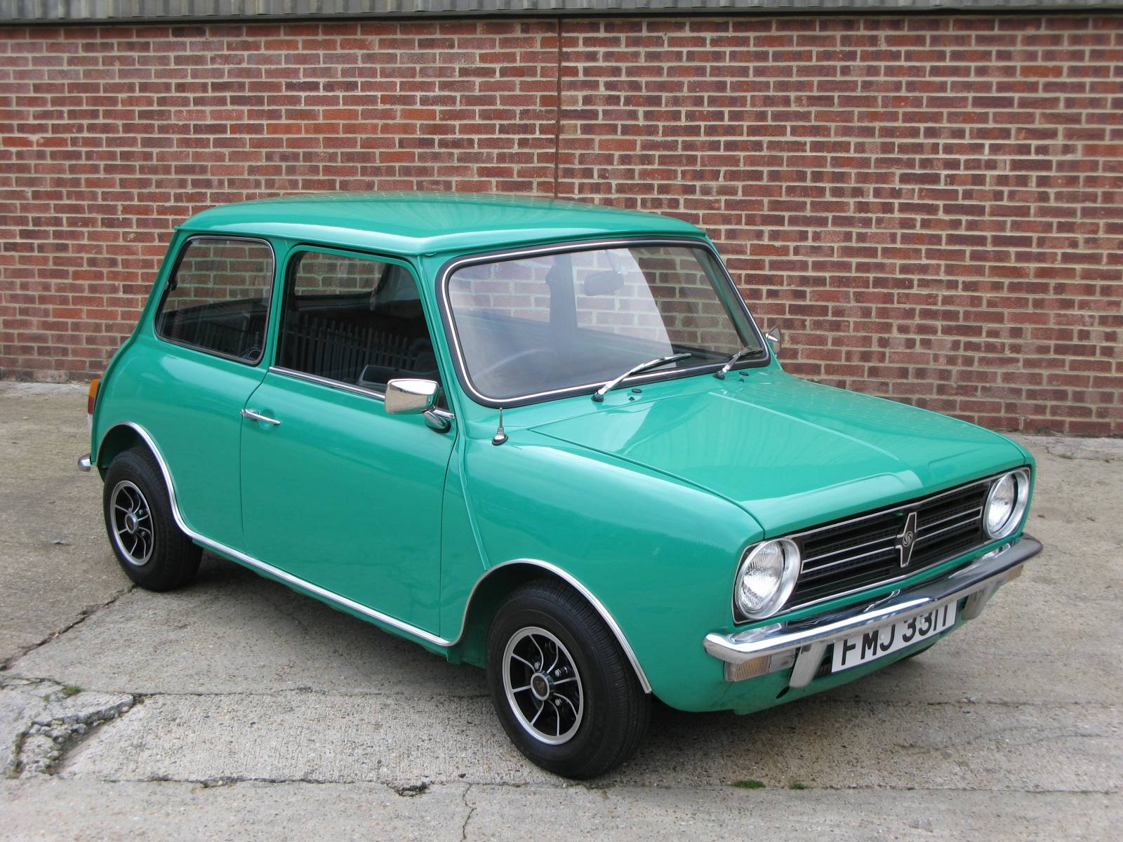 for sale austin mini clubman 1979 offered for gbp 7 495. Black Bedroom Furniture Sets. Home Design Ideas