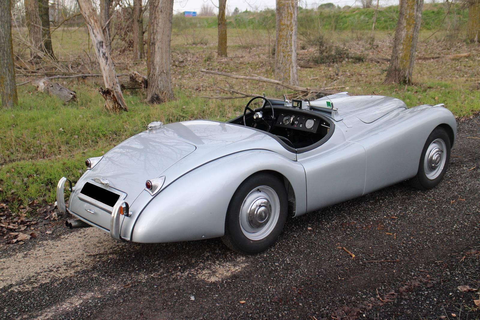 Jaguar XK 120 OTS (Alloy) (1949) for Sale - Classic Trader