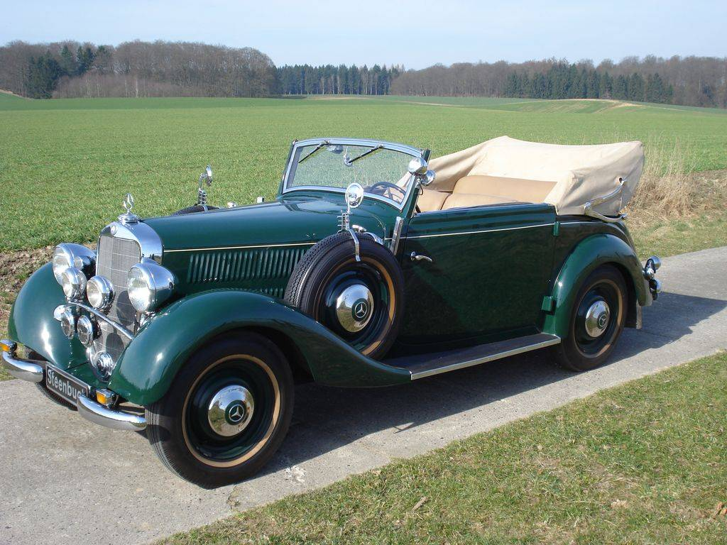 Mercedes Benz 230 Cabriolet C 1936 For Sale Classic Trader