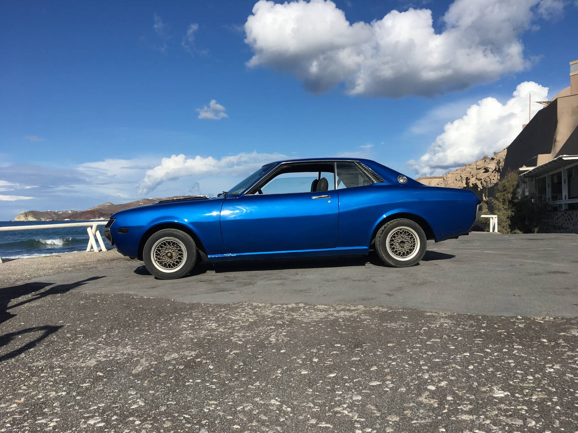 For Sale Toyota Celica Ta22 1973 Offered Gbp 13667