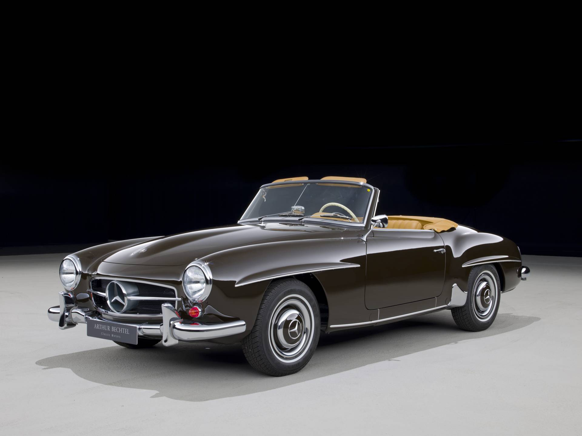 for sale mercedes benz 190 sl 1956 offered for gbp 176 874. Black Bedroom Furniture Sets. Home Design Ideas