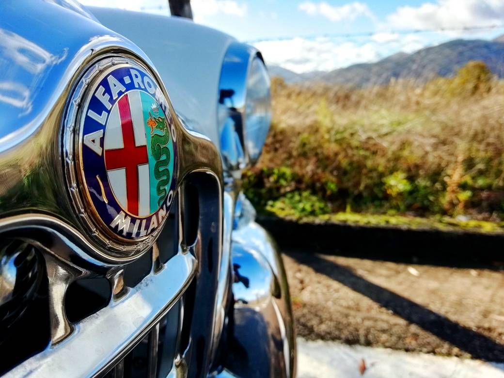 For Sale Alfa Romeo Giulietta Spider 1961 Offered Gbp 56062 Heck