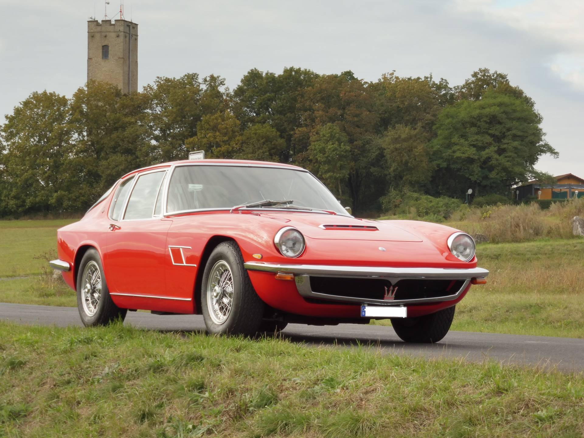 Maserati Mistral 4000 (1968) kaufen - Classic Trader